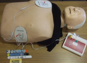 CPR, AED and Anaphylaxis Review