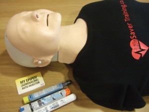 Anaphylaxis & CPR