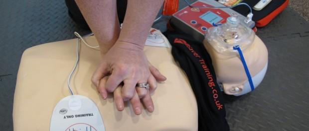 Defibrillation Training