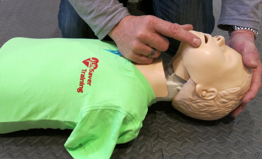 Child Open Airway
